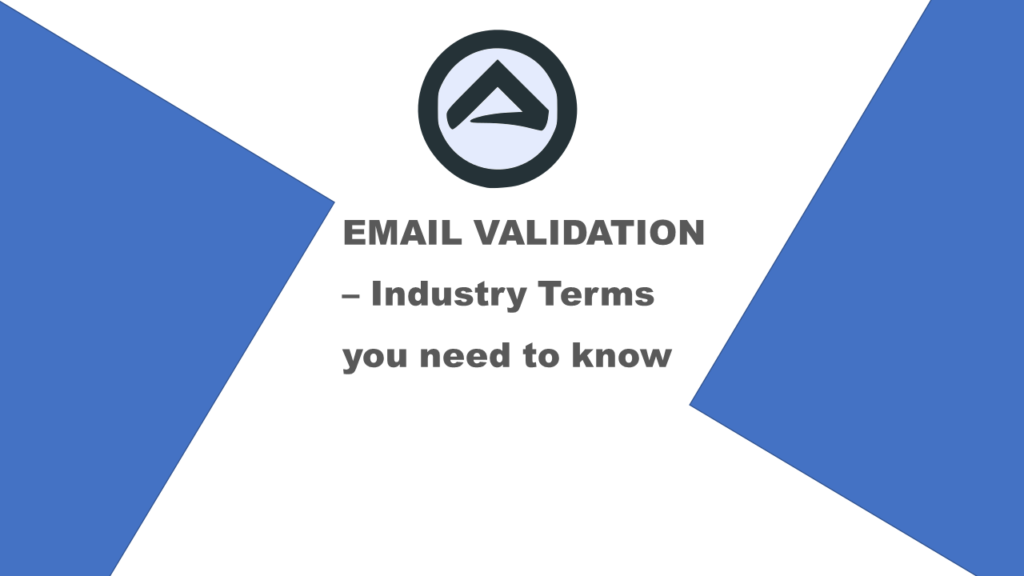 Email Validation Terms